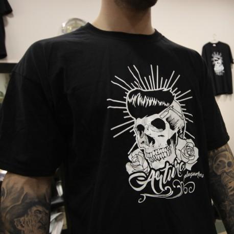 Camiseta de Arturo Peluqueros
