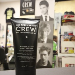 Moisturizing Shave Cream American Crew 150ml
