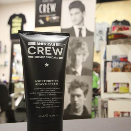 Moisturizing Shave Cream American Crew 150ml