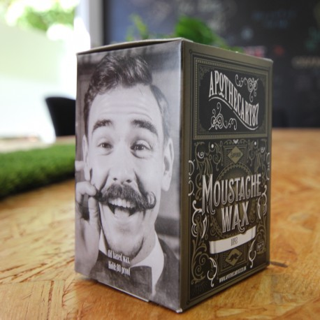 1893 Moustache Wax deApothecary87