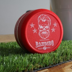 Bandido Maximum Hold Aqua Wax Red 7