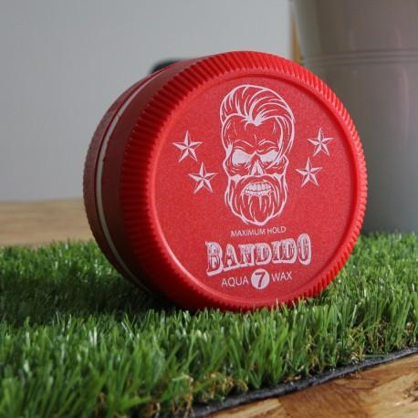 BandidoMaximum Hold Aqua Wax Red 7