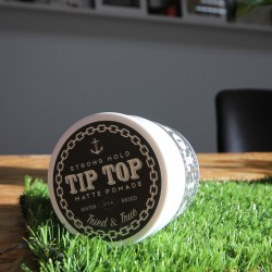 Tip Top superior fuerte mate pomada 4.25oz