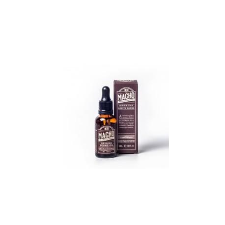 Macho beard company Aceite para barba growing 30ml