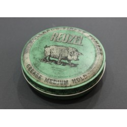 reuzel grease medium hold green 113g