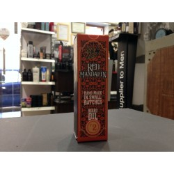 HEY JOE! BEARD OIL Nº 2 Red Mandarin Aceite para barba