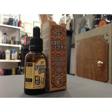 HEY JOE! BEARD OIL Nº 5 Sweet Chufa Aceite para barba