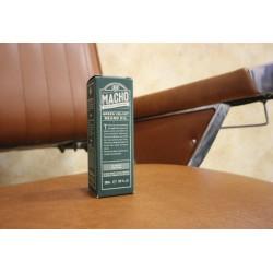 Aceite para Barba Natural Green Velvet MachoBeard 30ml