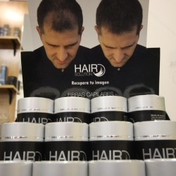 Fibras capilares Hair Solution 25g
