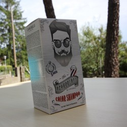 Champú de Color Beardburys Gris