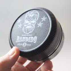 BandidoMaximum Hold Aqua Wax Black 8