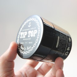 Tip Top Strong Hold Pomade 4.25oz