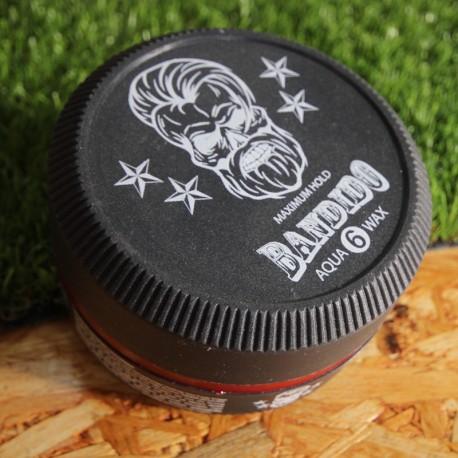 Bandido Maximum hold Aqua HairWax N6  150 ml