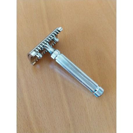 Maquinilla de afeitar clásicaFatipPiccolo con cuchillas regalo