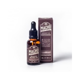 Macho beard company Aceite para barba growing 30ml