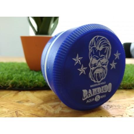 BANDIDO MAXIMUM HOLD AQUA WAX BLUE 5 150ML